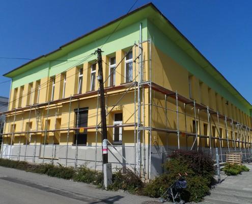 Blog Pinturas Noroeste - Pintar la fachada - Comunidades de Propietarios