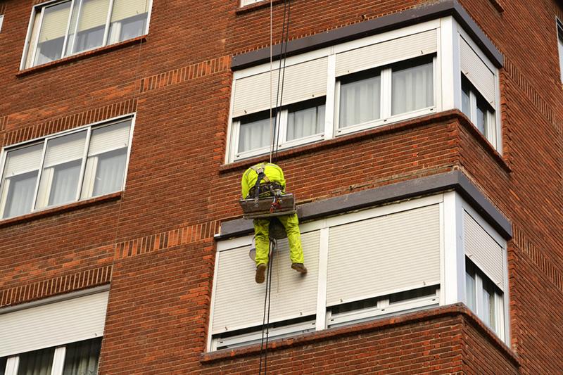 Trabajos verticales Madrid