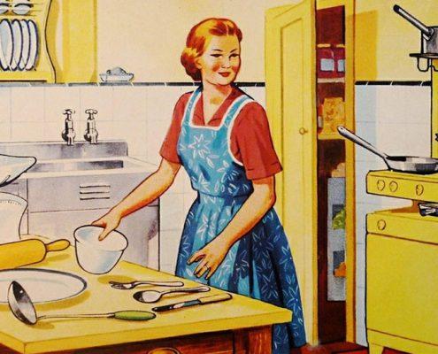 Pintar una cocina porqué no - Pinturas Noroeste