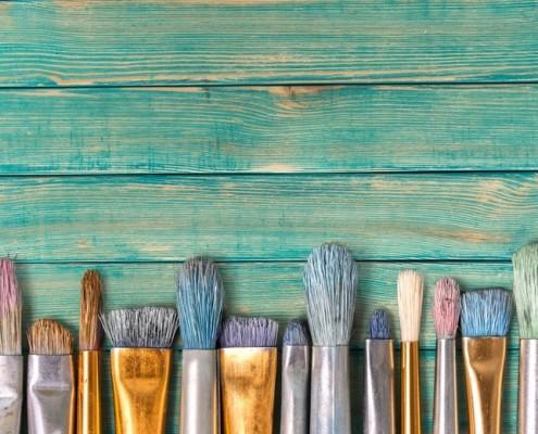 Pinturas Noroeste Madrid - Cómo limpiar las brochas