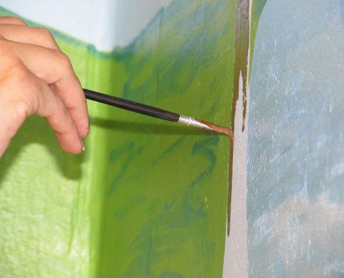 Pintar piso Pintar casa - Pinturas Noroeste