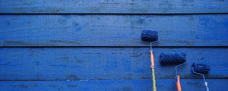Pintar en el 2017 - Pinturas Noroeste - Azul