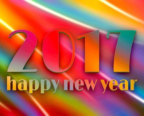 Happy New Year 2017 - Pinturas Noroeste