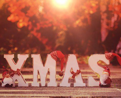 Los colores de la Navidad - Feliz Navidad Pinturas Noroeste