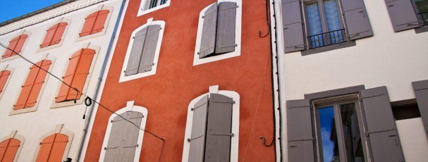 Renovar la fachada