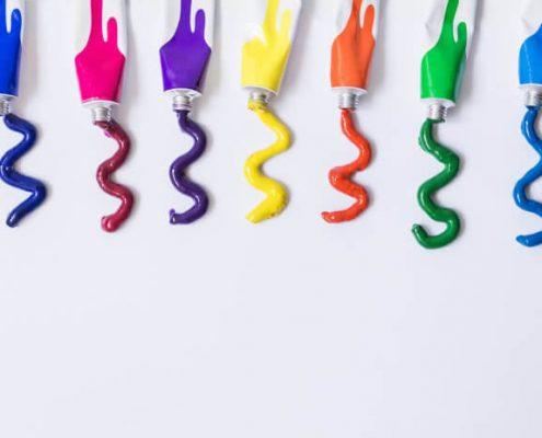 Colores alegres